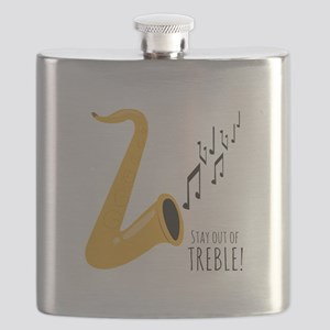 Stay Out Of Treble! Flask