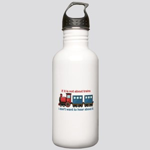 Train Talk Stainless Water Bottle 1.0L