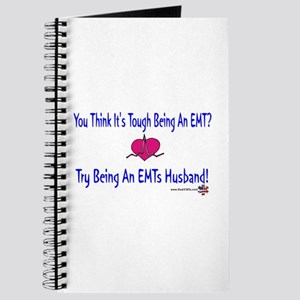 EMTs Husband Journal