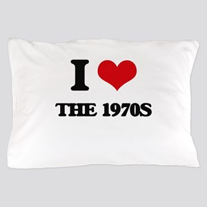 the 1970s Pillow Case