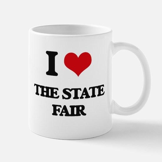 the state fair Mugs