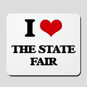 the state fair Mousepad