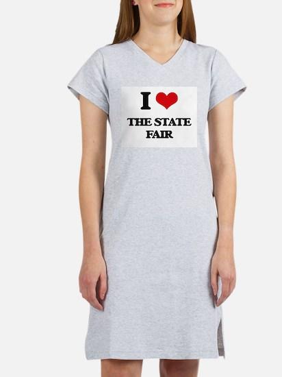 the state fair Women's Nightshirt