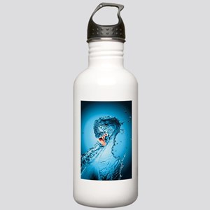 Water Snake Graphic Il Stainless Water Bottle 1.0L