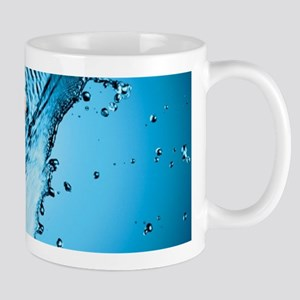 Water Snake Graphic Illustration Mugs