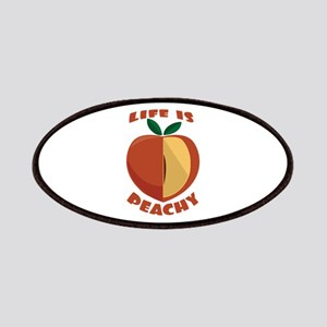 Life Is Peachy Patches