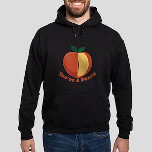 Youre A Peach Hoodie