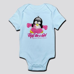 BC Fighting Penguin Infant Bodysuit