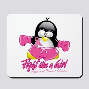 BC Fighting Penguin Mousepad