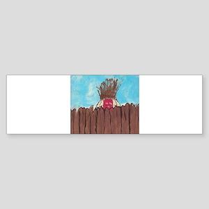 Mr. Wilson Bumper Sticker