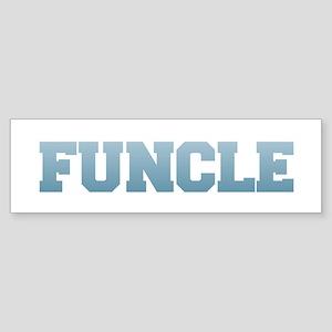 Funcle Bumper Sticker