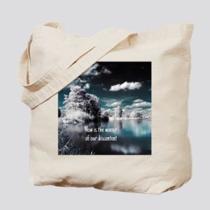 Now Is The Winter Tote Bag