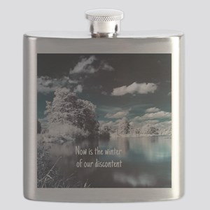Now Is The Winter Flask