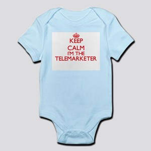 Keep calm I'm the Telemarketer Body Suit