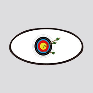 ARCHERY TARGET Patches