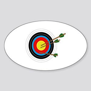 ARCHERY TARGET Sticker