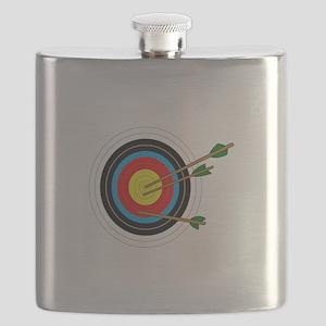 ARCHERY TARGET Flask