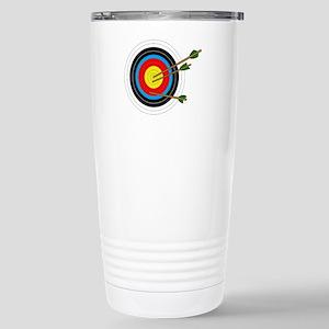 ARCHERY TARGET Travel Mug