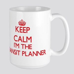 Keep calm I'm the Transit Planner Mugs