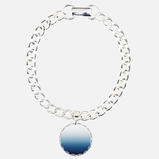 Indigo blue Ombre Bracelet