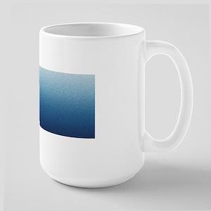 Indigo blue Ombre Mugs