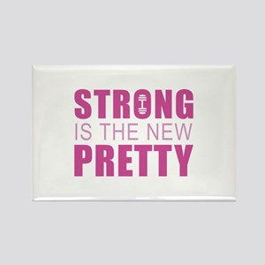 Strong Is The New Pretty Rectangle Magnet