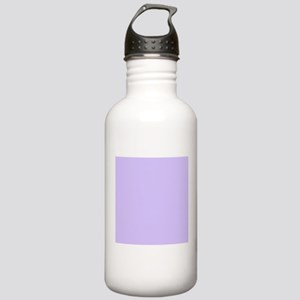 girly modern lilac pur Stainless Water Bottle 1.0L