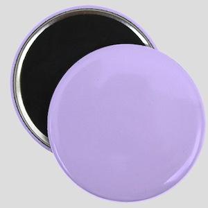 girly modern lilac purple Magnets