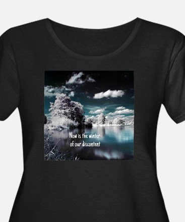 Now Is The Winter Plus Size T-Shirt