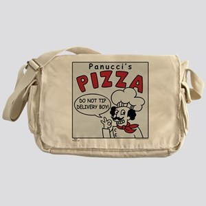 Futurama Pizza Messenger Bag
