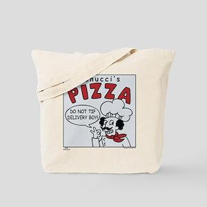Futurama Pizza Tote Bag
