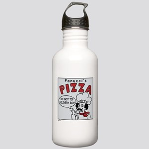 Futurama Pizza Stainless Water Bottle 1.0L