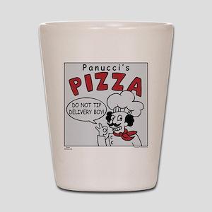Futurama Pizza Shot Glass
