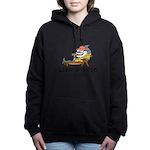 Like a Boss Women's Hooded Sweatshirt