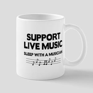 Support Live Music Mug