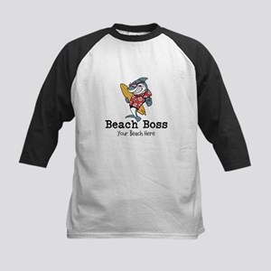 Beach Boss Baseball Jersey