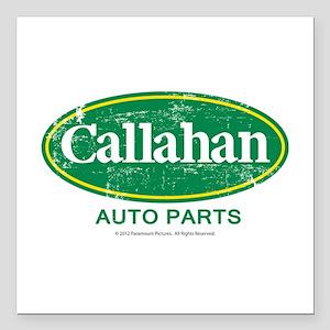 "Callahan Square Car Magnet 3"" X 3"""