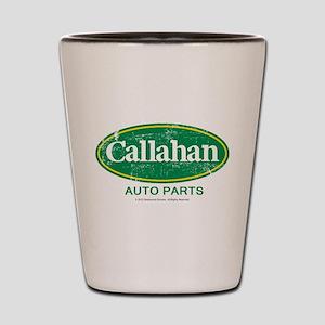 Callahan Shot Glass