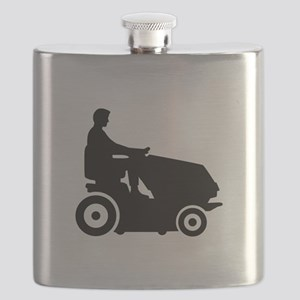 Lawn mower driver Flask