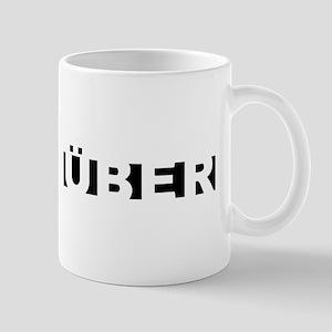 Uber Mug