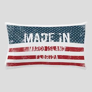 Made in Marco Island, Florida Pillow Case