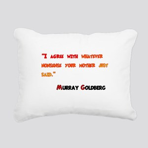 Husband of the Year Rectangular Canvas Pillow