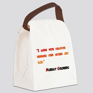 Husband of the Year Canvas Lunch Bag