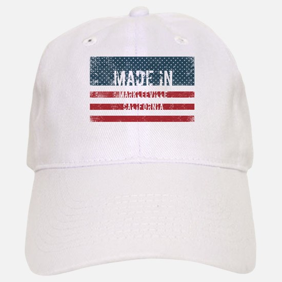 Made in Markleeville, California Baseball Baseball Cap