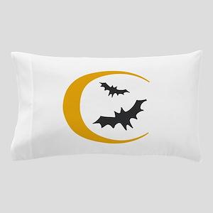 BATS AND MOON Pillow Case