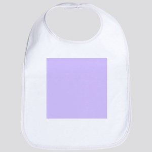 girly modern lilac purple Bib