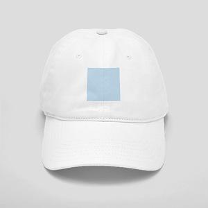 modern chic light blue Cap