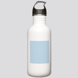 modern chic light blue Stainless Water Bottle 1.0L