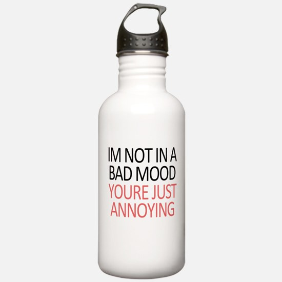 Bad Mood Water Bottle