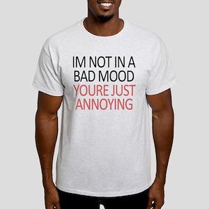 Bad Mood Light T-Shirt